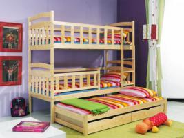 Etagenbett Mit Gästebett : Casper etagenbett mit gästebett und matratzen in passau von privat