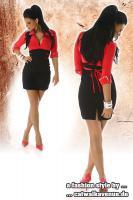 Foto 2 Catwalk Avenue Business Minikleid Modell Miry