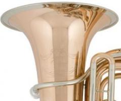 Foto 5 Cervený Arion Goldmessing - Tuba CBB 783-4R mit Koffer