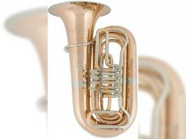 Foto 6 Cervený Arion Goldmessing - Tuba CBB 783-4R mit Koffer
