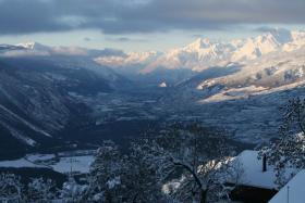 Foto 6 Chalet Majema in den Schweizer Bergen
