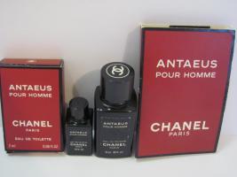 Foto 2 Chanel Antaeus, Luxus Pour Homme Flacon & Parfum Phiolen