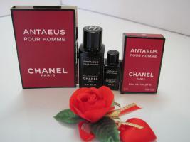 Foto 3 Chanel Antaeus, Luxus Pour Homme Flacon & Parfum Phiolen