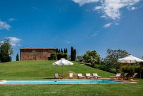 Charmantes Landhaus in der Toskana mit privaten Pool