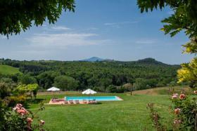 Foto 5 Charmantes Landhaus in der Toskana mit privaten Pool