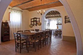 Foto 8 Charmantes Landhaus in der Toskana mit privaten Pool
