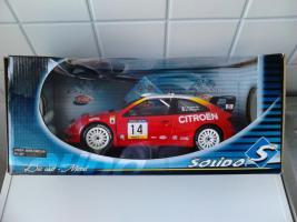 Citroen Xsara T4 WRC 2001 (Solido 1:18)