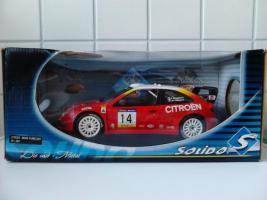 Foto 2 Citroen Xsara T4 WRC 2001 (Solido 1:18)