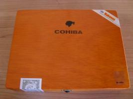 Cohiba Esplendidos 25 Box