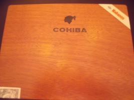 Cohiba Esplendidos März 2012