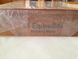 Foto 2 Cohiba Esplendidos Zigarren zu verkaufen