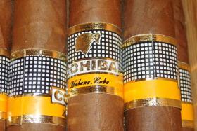 Cohiba Esplendidos (kuban. Zigarren)