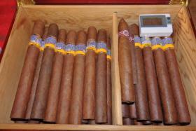 Foto 2 Cohiba Esplendidos (kuban. Zigarren)