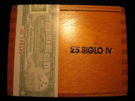 Foto 2 Cohiba Siglo IV 25er Kiste