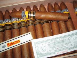 Foto 3 Cohiba Zigarren