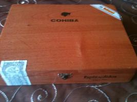 Foto 3 Cohiba esplendidos 25 er Kiste