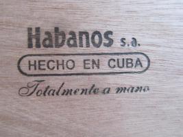 Foto 3 Cohiba esplendidos Zigarrren