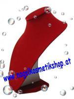 Foto 2 Collierbüste 30 cm Schwarz oder Rot 9,90€