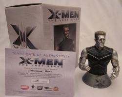 Colossus - X - Men - Büste - Statue - Marvel Comic´s - limitiert