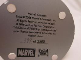 Foto 4 Colossus - X - Men - Büste - Statue - Marvel Comic´s - limitiert