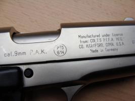 Foto 4 Colt Double Eagle 9mm PAK Schreckschusspistole