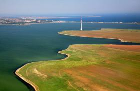 Foto 3 Company with 736 ha fish ponds suitable for tourism, acavacultura and agriculture in the Danube Delta, Romania.