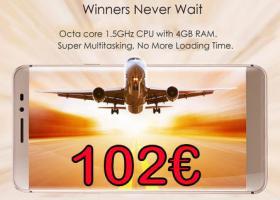 Coolpad Max A8 4G Smartphone Octacore 4/64GB nur 102€