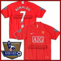 Cristiano Ronaldo Trikot - Manchester United - Saison 07/08