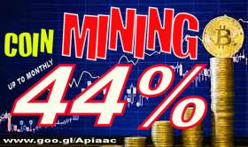 Crypto Farm Coin-Mining Currency-Trading 28%+ monatlich