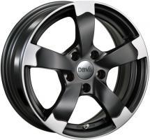 DBV Torino II schwarz oder anthrazit 17 Zoll