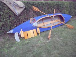 DDR-Faltboot Colibri