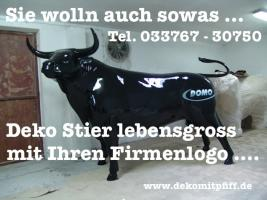 Foto 2 DEKO ELCH LEBENSGROSS FÜR  949,00 € ....