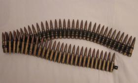 DEKO - MG Munitionsgurt mit 60 Patronen - Original - Sowjetunion