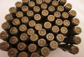 Foto 4 DEKO - MG Munitionsgurt mit 60 Patronen - Original - Sowjetunion