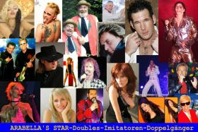 DOUBLES - Coverbands - Imitatoren und Showacts! Partyshows mit Liveges