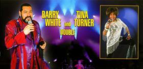 Barry White DOUBLE - Coverbands - Imitatoren und Showacts! Partyshows