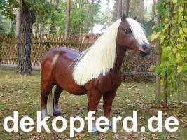 Foto 3 DU hasst och kein Deko Pferd in deinen Garten stehen… ja dann ...