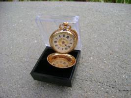 Foto 2 DUBOIS Medalienuhr 140 Jahre alt 18 karat