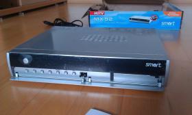 Foto 2 DVB-S2 Receiver Smart MX 92 HDTV V2 Silber