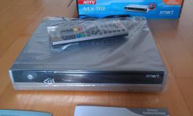 Foto 5 DVB-S2 Receiver Smart MX 92 HDTV V2 Silber