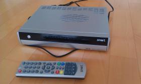 DVB-S2 Receiver Smart MX 92 HDTV V2 Silber