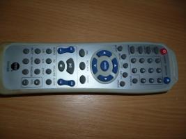 Foto 2 DVD-Player CMX Mod.: 900 (Silbergrau) incl. Fernbedienung