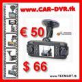 DVR DashCam DualLens HD GPS - nur € 50 – versandkostenfrei