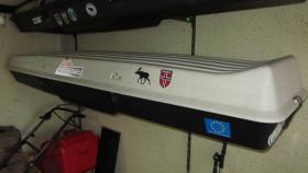 Dach Ski Box