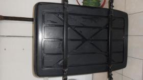 Foto 2 Dachbox mit Träger