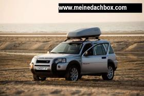 Foto 5 Dachbox, Hapro , Probox 460 , ADAC Test-Urteil: GUT! 390 Liter