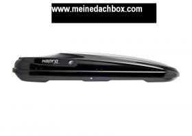 Dachbox, Hapro, Zenith 8.6 (440 Liter Inhalt ) brilliant black , Test gut, Dachbox