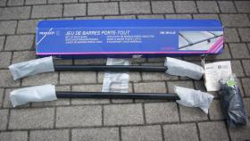 Dachgepäckträger für Peugeot 406 Break + Zurrnetz neuwertig
