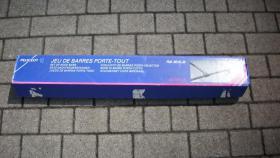 Foto 2 Dachgepäckträger für Peugeot 406 Break + Zurrnetz neuwertig