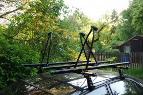 Foto 2 Dachgepäckträger, Fahrradträger